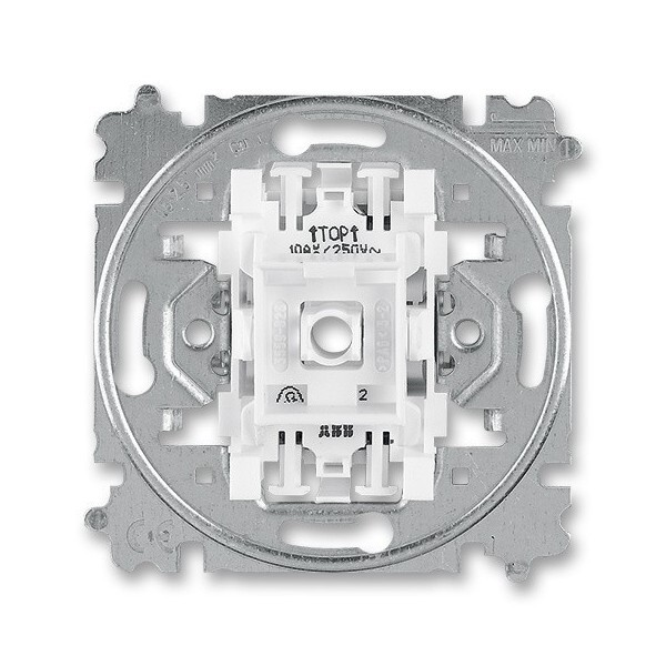 Přístroj - vypínač č.6 ABB 3559-A06345 Tango