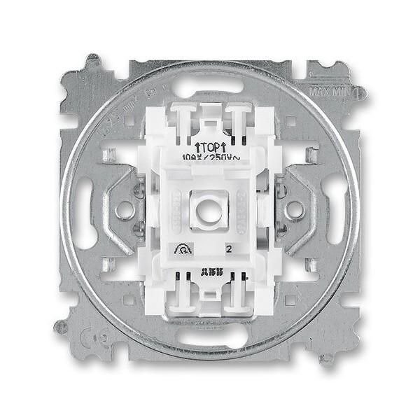 Přístroj - vypínač č.7 ABB 3559-A07345 Tango