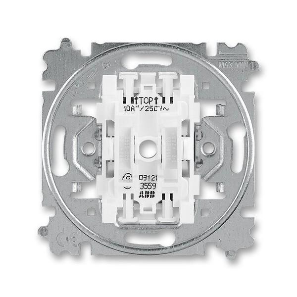 Přístroj - vypínač č.5 ABB 3559-A05345 Tango
